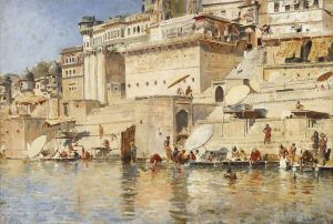 Weeks, Edwin Lord ~ Benares, 1883