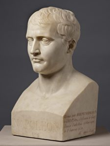Chaudet-(workshop), Antoine-Denis ~ Bust of Napoleon
