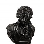 Ville, James De ~ Bust of Vice Admiral Horatio Lord Nelson (1758-1805)