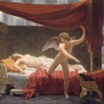 Picot, François Édouard ~ Cupid And Psyche