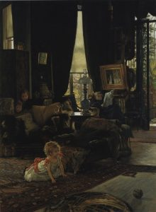 Tissot, James Jacques Joseph ~ Hide and Seek