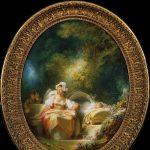 Fragonard, Jean Honoré ~ La Bonne Mère