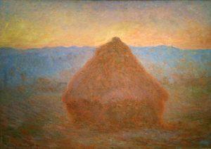 Monet, Claude ~ La Meule