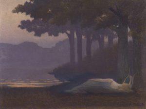 Osbert, Alphonse ~ La muse endormie