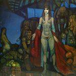 Beltran Masses, Federico ~ La Reina de Saba (The Queen of Sheba)