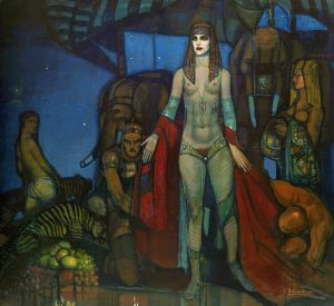 Beltran Masses, Federico ~ La Reina de Saba (The Queen of Sheba)