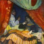 Beltran Masses, Federico ~ La Suplica (The Entreaty), 1916