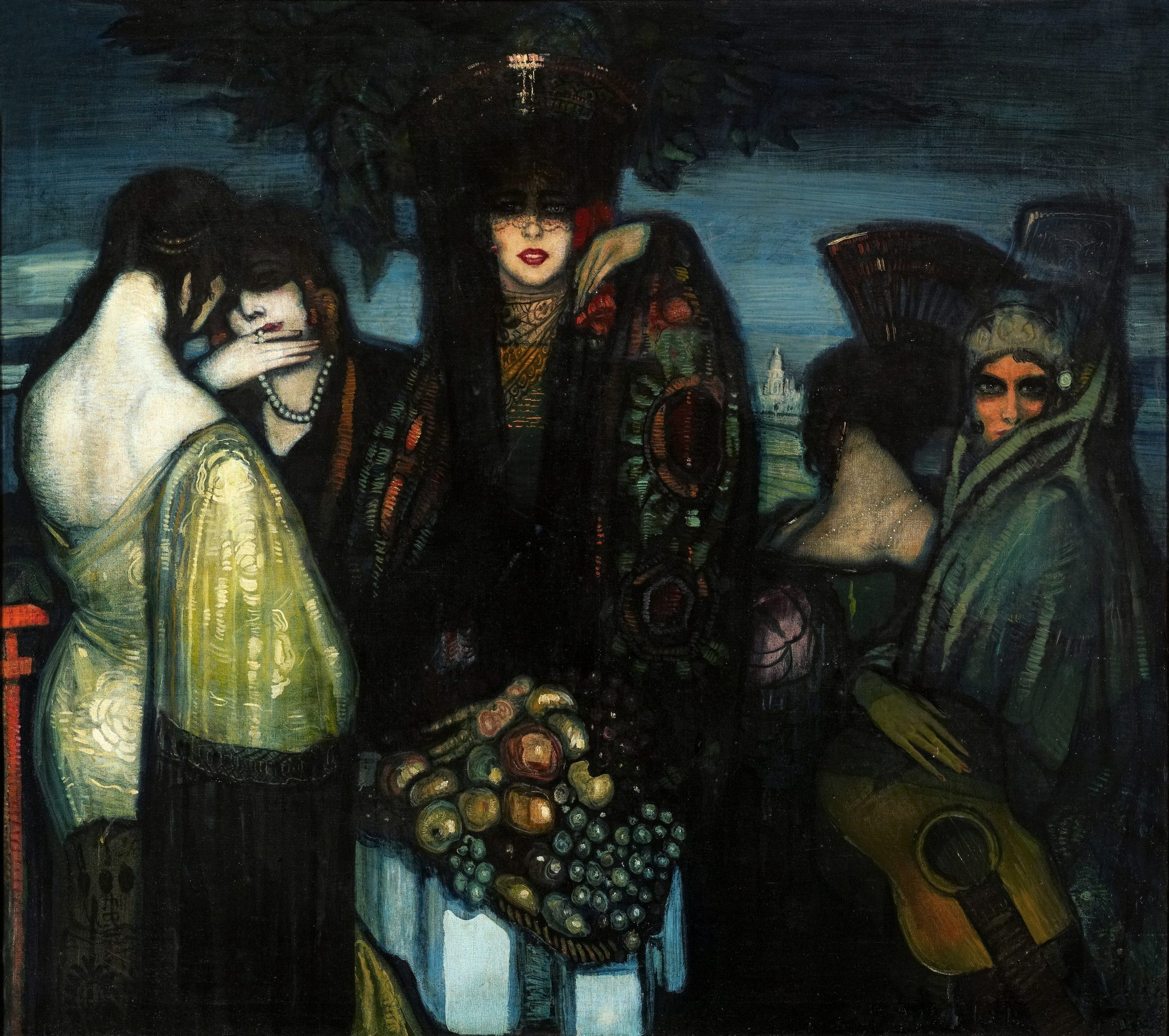 Beltran Masses, Federico ~ Las Ibericas (The Iberian Women)