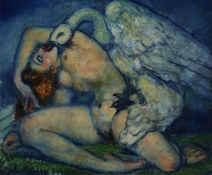 Beltran Masses, Federico ~ Leda y el Cisne (Leda and the Swan)