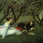 Tissot, James Jacques Joseph ~ Les Pritemps (Spring)