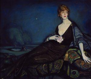 Beltran Masses, Federico ~ Mrs Freda Dudley Ward (later Marquesa de Casa Maury)