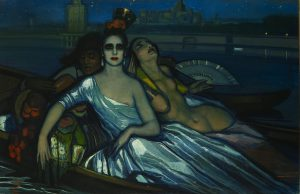 Beltran Masses, Federico ~ Muses on the Guadalquivir