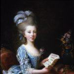 Vigée Le Brun, Élisabeth-Louise ~ Portrait d'une jeune musicienne