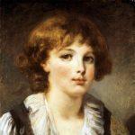 Greuze, Jean-Baptiste ~ Portrait of a Boy