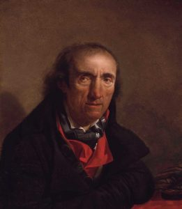 Sablet, François ~ Portrait of a Revolutionary
