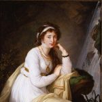 Vigée Le Brun, Élisabeth-Louise ~ Portrait of Princess Anna Ivanonva Bariatinsky, later Countess Nikolai Alexandrovich Tolstoy (1774-1825)