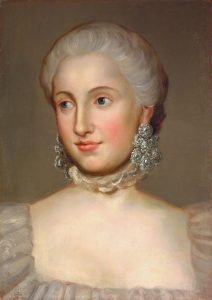 Mengs, Anton Raphael ~ Princess Isabella Of Bourbon-Parma (1741-1763)