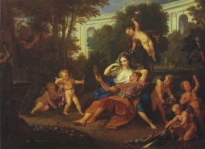 Boullogne, de Louis ~ Rinaldo and Armida