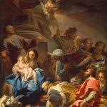 Giaquinto, Corrado ~ The Adoration of the Magi