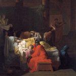 Peyron, Pierre ~ The Death of Alcestis