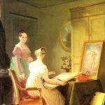 Gérard, Marguerite ~ The Drawing Lesson