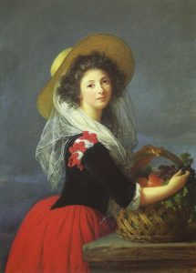 Vigée Le Brun, Élisabeth-Louise ~ The Duchess Of Caderousse