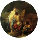 Pierre, Jean-Baptiste-Marie ~ The Forge of Vulcan