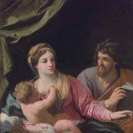 Vouet, Simon ~ The Holy Family