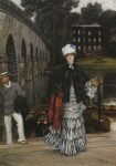 Tissot, James Jacques Joseph ~ The Return from the Boating Trip