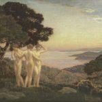 Ménard, Émile-René ~ The Three Graces