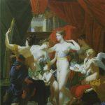 Regnault, Baron Jean-Baptiste ~ The Toilet of Venus