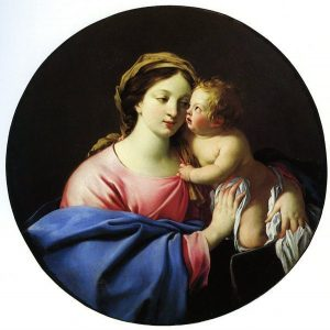 Vouet, Simon ~ The Virgin and Child