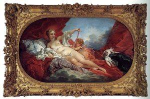 Boucher, François ~ Vénus et l'Amour