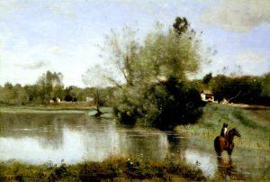 Corot, Jean-Baptiste-Camille ~ Ville d'Avray