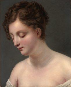 Girodet-Trioson, Anne-Louis ~ Galatée