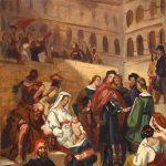 Vernet, Émile-Jean-Horace ~ Raphael at the Vatican