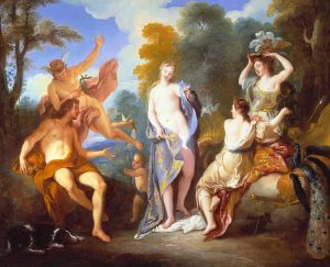 Pierre, Jean-Baptiste-Marie ~ The Judgement of Paris
