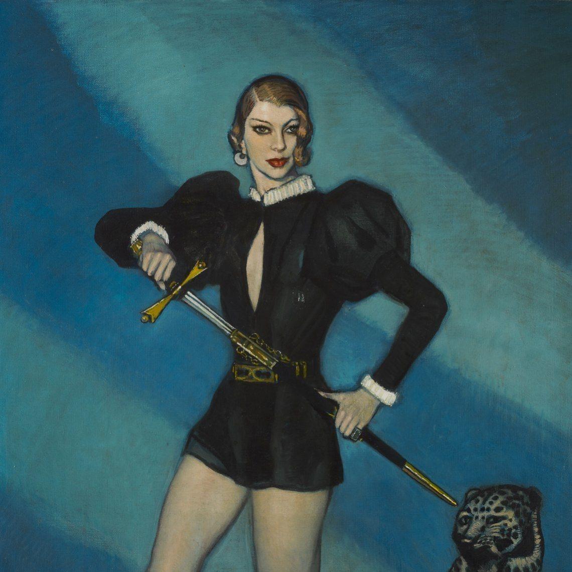 Beltran Masses, Federico ~ Mlle Nikitina, 1929