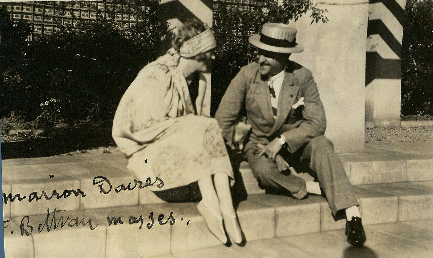 Marion Davies, William Randolph Hearst, Hollywood, Citizen Kane, Beltran for sale