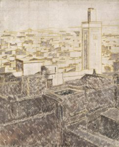 Boutet de Monvel, Bernard ~ Vue de Fez