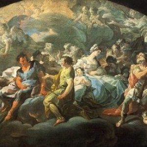 Bayeu y Subias, Francisco ~ Heroes and Heroines of the Old Testament