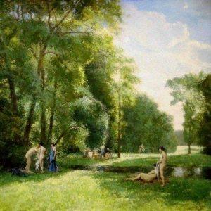 Rouart, Henri ~ Lisière des Bois