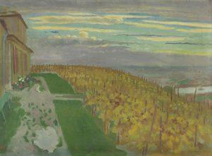 Denis,  Maurice ~ Maison et Vigne à Bessan
