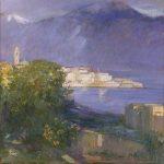 Marcel-Béronneau, Pierre Amédée ~ Vue d'Ajaccio, Corse
