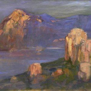 Marcel-Beronneau, Pierre Amédée ~ Les Calanques de Piana, Corse
