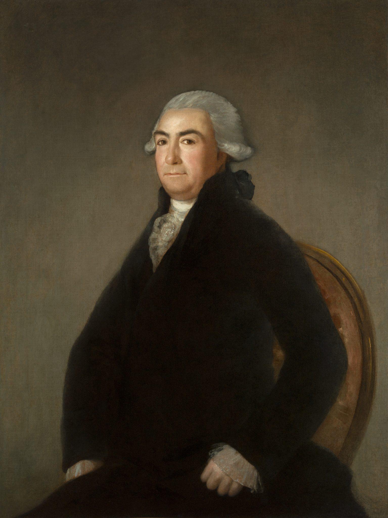 Goya, Francisco de ~ Portrait of Pedro Gil de Tejada