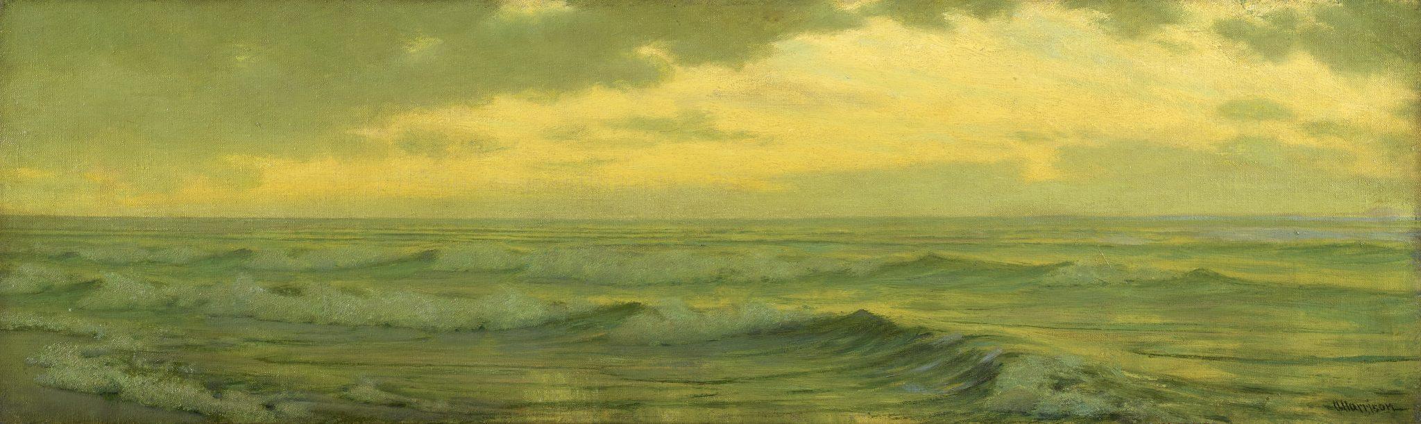 Harrison, Alexander ~ Yellow Seascape