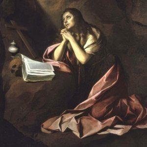 Murillo, Bartolomé Esteban ~ The Penitent Magdalen