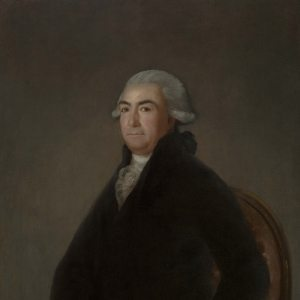 Goya, Francisco de ~ Portrait of Pedro Gil de Tejada