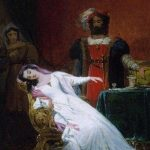 Monvoisin, Pierre-Raymond-Jacques ~ Othello and Desdemona